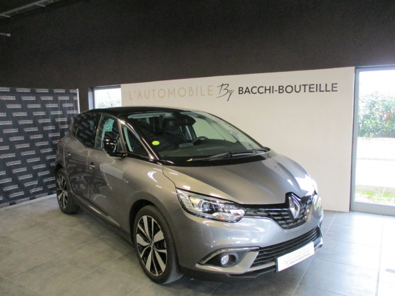 Renault SCENIC IV 1.5 DCI 110CH ENERGY LIMITED EDC Diesel GRIS C Occasion à vendre